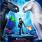 How to Train Your Dragon - 2 dragons and a boy