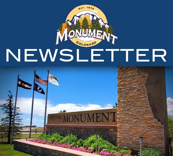 Town of Monument Newsletter